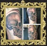 a-skull